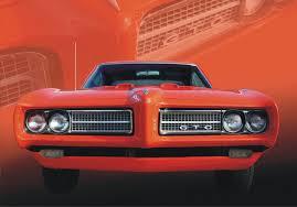 Wallpaper Photo Pontiac Gto Car Us Red 360x270cm 3 94x2 95yd