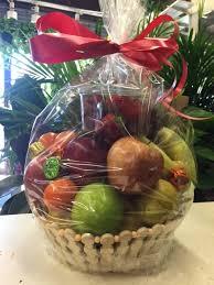 fruit basket by eastern parkway florist