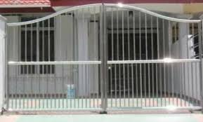 Steel Gate For Details Please Feel Free Ajt Roll Up Doors And Iron Works Installation And Repair Services Facebook