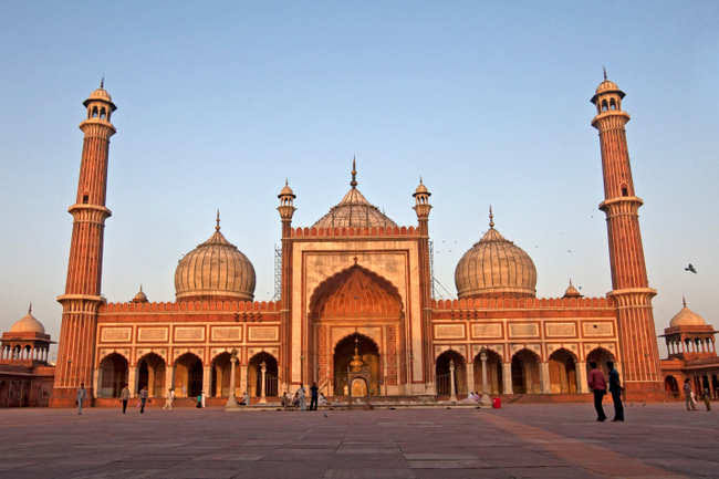 Image result for jama masjid delhi""