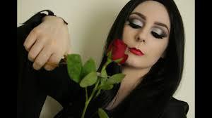 morticia addams makeup tutorial you