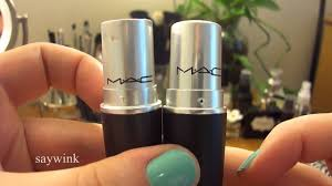 how to tell if mac makeup is fake