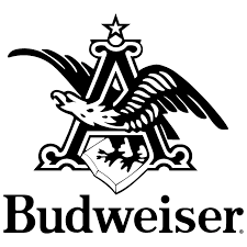 Budweiser Budweiser Stencils Beer Logo