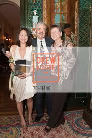 Aya Takeuchi with Leigh Robinson and Ivy Robinson