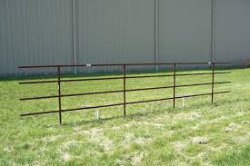20 Continuous Fence Panels