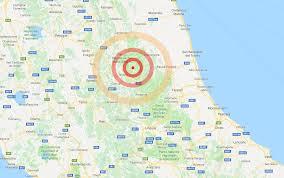 Marche: scossa di terremoto nella notte avvertita tra Ascoli e Norcia