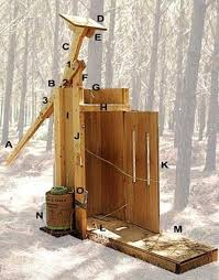 build a pine straw hand baler that can