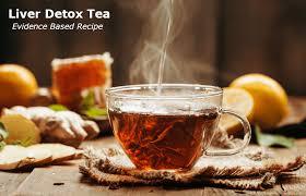 liver detox tea best tea for liver