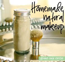 homemade natural translucent powder