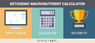 keto calculator calculate your macros
