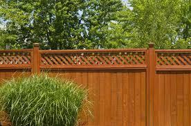Garden Fence Treatment Protect Preserve Fence Panels Postshome Gardener