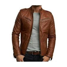 leather jackets exporters in india