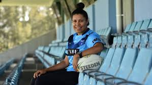 Simone Smith signs with Penrith Brothers in women's rugby league ...