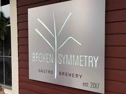 Broken Symmetry Gastro Brewery