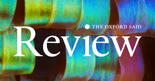 Highlights and awards - Saïd Oxford Business School Annual Review 2019