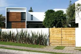 Modern Concrete Fence Design Philippines Modern Concrete Fence Design Modern Home Exterior Of Casa House Fence Design House Designs Exterior Fence Wall Design