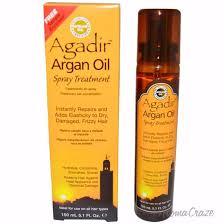 agadir argan oil spray uni hair