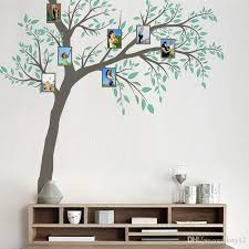 New Family Photo Frame Tree Wall Sticker Home Decor Living Room Bedroom Wall Decals Poster Home Decoration Wallpaper Tree Wall Clings Tree Wall Decal From Kity12 16 09 Dhgate Com