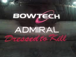 My New Bowtech Window Decal Archery Talk Forum