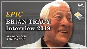 Byron Cole & Bianca Cole interview Brian Tracy in an EPIC interview 2019 -  YouTube
