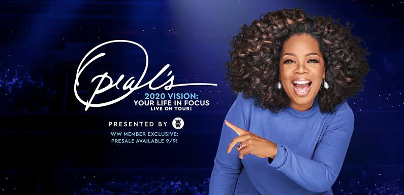 "Image result for oprah winfrey 2020 wellness vision"""
