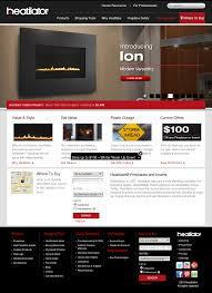 heatilator competitors revenue and