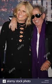 Keith Richards Patti Hansen 2015 Photo By John Barrett/PHOTOlink ...
