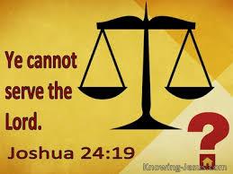 bible verses about god jealous