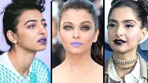 bollywood actress worst makeup