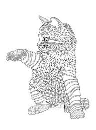 26 Coloring Pages Of Animals For Teens And Adults Kleurplaten