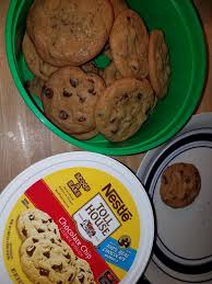 chocolate chip cookie dough 16 5 oz