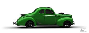 my perfect ford de luxe coupe