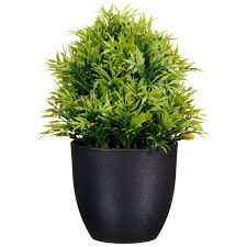 potted plant 20cm home artificial