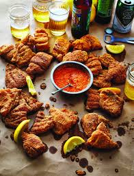 Mom's Fried Catfish with Hot Sauce ...