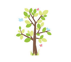 Roommates Kids Tree Peel Stick Giant Wall Decal Qvc Com