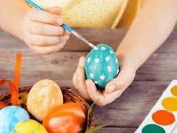 Como pintar huevos de pascua - Consejos, trucos y remedios