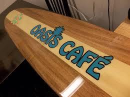 surfboard wall hangings