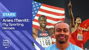 Aries Merritt | My Sporting Heroes Allen Johnson & Liu Xiang ...