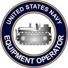 Eo Equipment Operator Seabees Seabee Construction Etsy