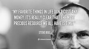 daily quote the most precious resource we all have