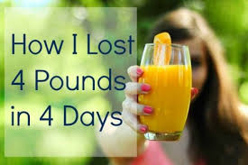 diy juice cleanse how i lost 4 pounds