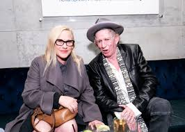 The Beat Goes On: Patti Hansen and Keith Richards Celebrate the ...