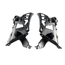 2x front l r headl frame bracket