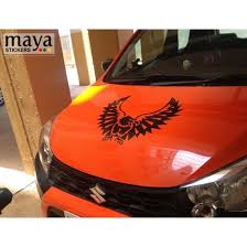Eagle Vinyl Sticker In Multiple Sizes For Bikes And Car Bonnet Custom Colors And Sizes In 2020 Vinyl Decal Stickers Vinyl Decals Bike Tank