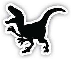 Amazon Com T Rex Dinosaur Stickers Vinyl Decal Laptop Decor Window Vinyl Decal Sticker 4 Vinyl Decal Arts Crafts Sewing