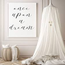 Once Upon A Dream Quote Lettering Fairy Tale Vinyl Wall Decal Home Decor Customvinyldecor Com