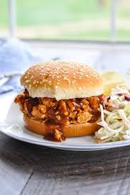 slow cooker turkey sloppy joes the