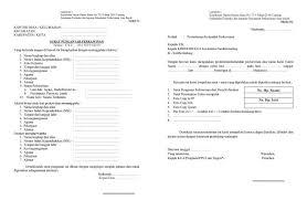 Format Surat Permohonan Kehendak Perkawinan Terbaru Antapedia Com