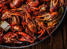 Crawfish Boil Recipe by David Kinch