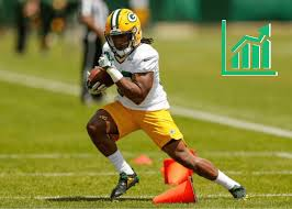 Aaron Jones Reduces Body Fat, Fantasy Workhorse Chances Increasing - Roto  Street Journal